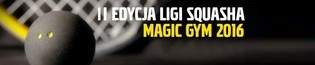 <H2>Magiczna Liga Squasha Magic Gym 2016</H2>